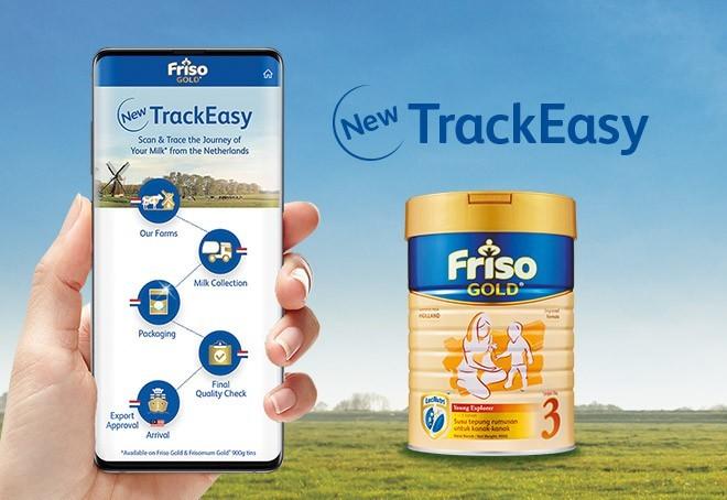 Track easy